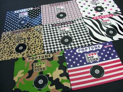 Review: Tunewear Poptune Stickers for iPod mini