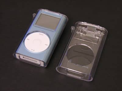 Review: ezGear Clear iPod mini Cases