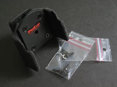 Review: ProClip Padded Adjustable Holder with Tilt Swivel