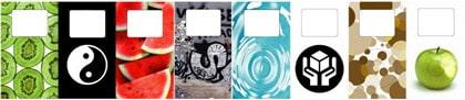 Griffin unveils Chameleon Cases for iPod mini