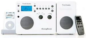 Tivoli announces iSongBook stereo and radio