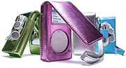 DLO debuts iPod mini cases targeted at women