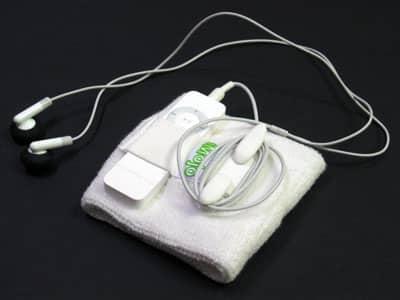 Review: iMojo shuffle Sweats for iPod shuffle