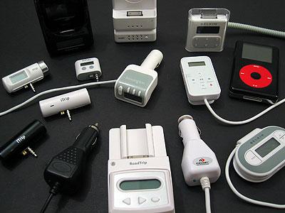 The Fall 2005 FM Transmitter Shootout