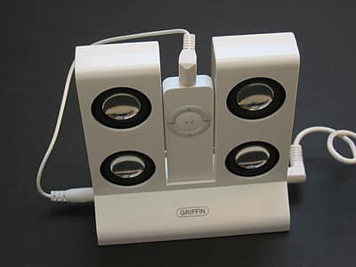 Review: Griffin Technology TuneBox for iPod shuffle
