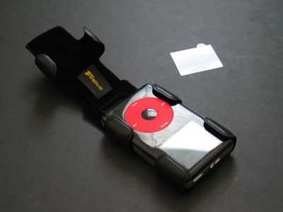 Review: Targus Flip Case for iPod