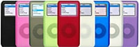 zCover offers silicone protective cases for iPod nano