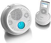 Oregon Scientific debuts iBall wireless speaker system