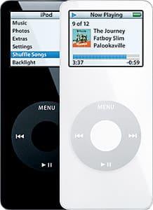Apple unveils iPod nano (updated)