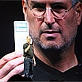 Apple's Jobs: iPod nano a 'bold gamble'