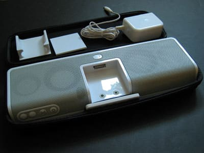 Review: Logitech mm50 Portable Speakers for iPod