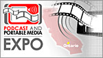 iLounge at Podcast and Portable Media Expo