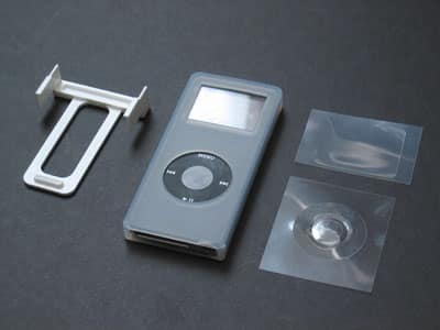 Review: Power Support Silicone Jacket for iPod nano
