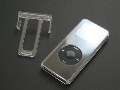Review: Power Support Crystal Jacket for iPod nano