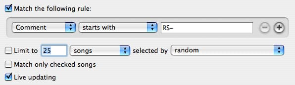 Maintaining sort order on large playlists