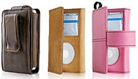 XtremeMac intros trio of leather cases for 5G iPod