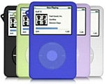 iStore offers iCandy cases for 5G iPod, nano