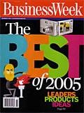 Jobs, nano make BusinessWeek 'Best of 2005'