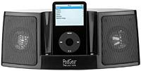 PodGear offers HouseParty speaker system in black