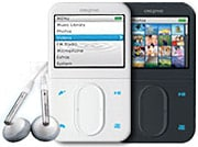 Creative debuts iPod lookalike; Will 'aggressively pursue' patent