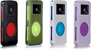 New iSkin Duo colors for iPod nano announced