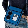Digital Sound Bag sports built-in speakers