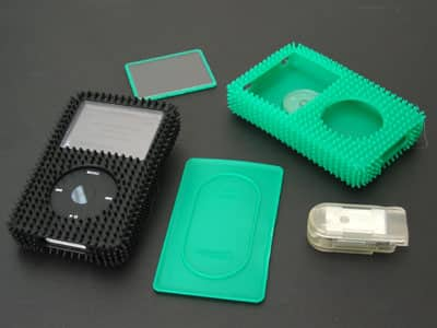 Review: Speck Products Grass and Cloud FunSkins for iPod 5G
