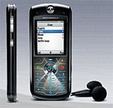 Cingular offers Motorola SLVR phone with iTunes