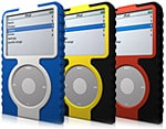 XtremeMac offers TuffWrap Accent cases for 5G iPod