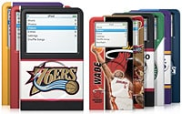 XtremeMac offers NBA Iconz iPod cases