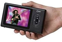 iSee 360i adds video recording, playback to iPods