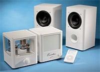 Hammacher Schlemmer offers $4K iPod speaker system