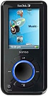 Sandisk becomes No. 2 MP3 player maker in U.S.