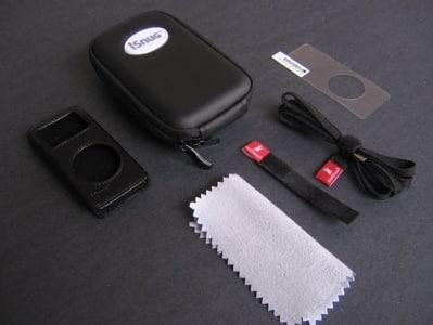 Review: Handstands iSnug Nano Set