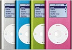 Apple offers refurb iPod minis