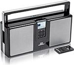 MTX intros iThunder portable iPod audio system
