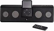 Logitech mm50 iPod speakers go black
