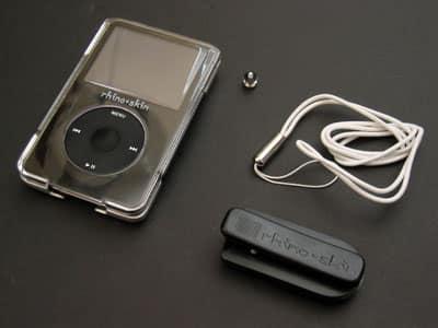 Preview: Saunders RhinoSkin iPod Video Aluminum Hardcase