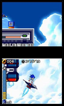 DS Lite brings Metroids, Sonic back into foreground