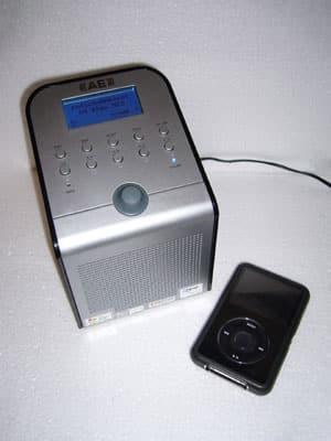 Acoustic Energy's WiFi Internet Radio