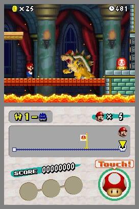 Hallelujah: New Super Mario Bros!
