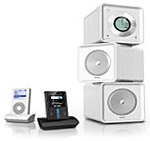Philips debuts new iPod-ready speaker systems