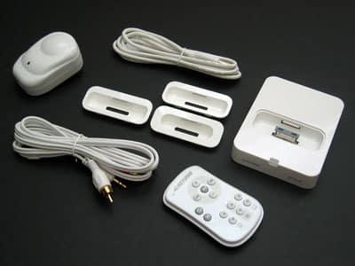 Review: Keyspan AV Dock for iPod
