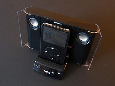 Review: Logic3 i-Station3 Speaker System for iPod