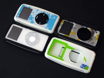 Review: Axio Deluxe Shock-Resistant Silicone Case with Changeable PC Faceplate for iPod nano and 5G