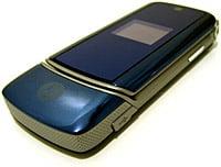 Motorola KRZR arrives