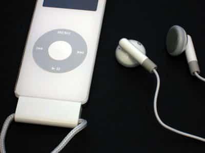 Preview: FriendTech iDea Lanyard Earphones for iPod nano