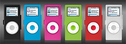 Matias debuts Color Armor case for 2G iPod nano