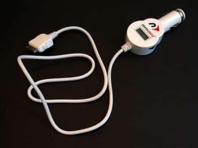 First Look: Newer Technology TRAFFICJamz Wireless FM Transmitter and iPod Charger