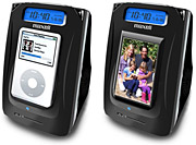 Maxell touts hybrid iPod clocks with flash readers